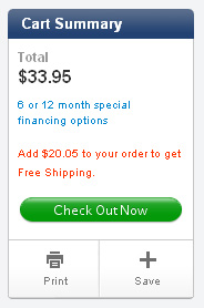 Add XX to Cart for Free Shipping – Magento