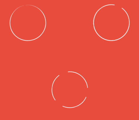 pure css spinners